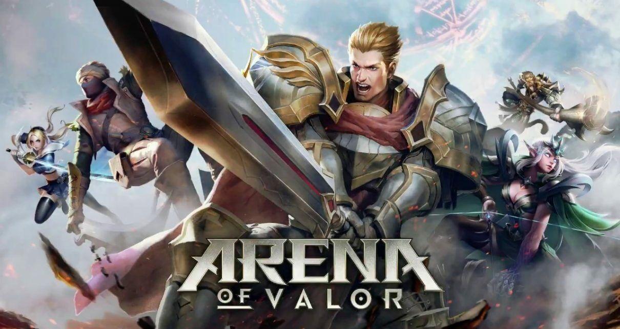 Cara Download Dan Main Arena Of Valor 7
