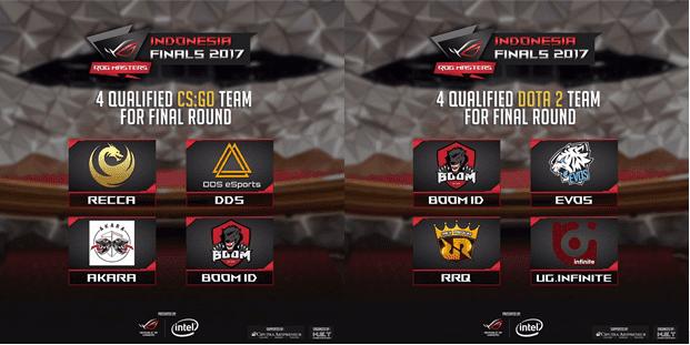 Grand Final Asus Rog Masters 2017 1
