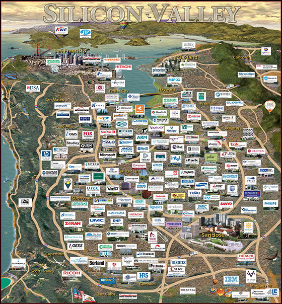 Fakta Silicon Valley 03