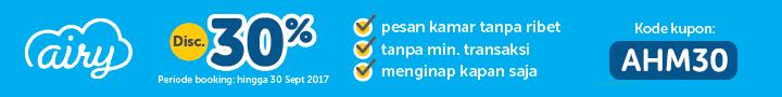 Tips Liburan Murah Di Padang Airy Rooms 2