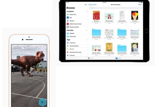 Perangkat Apple Ios 11