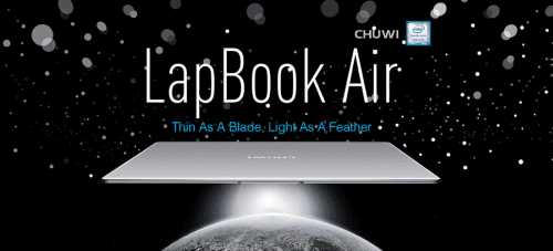 Chuwi Lapbook Air pesaing Xiaomi Air Ini Harga Dan Spesifikasinya