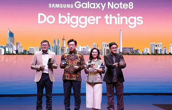 Samsung Galaxy Note 8 Indonesia