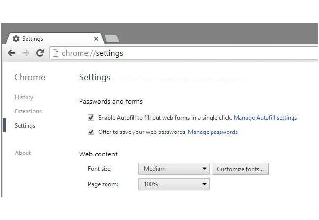 Fitur Rahasia Google Chrome 5
