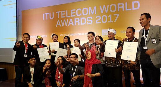 Startup Indonesia Itu Telecom World 2017 01