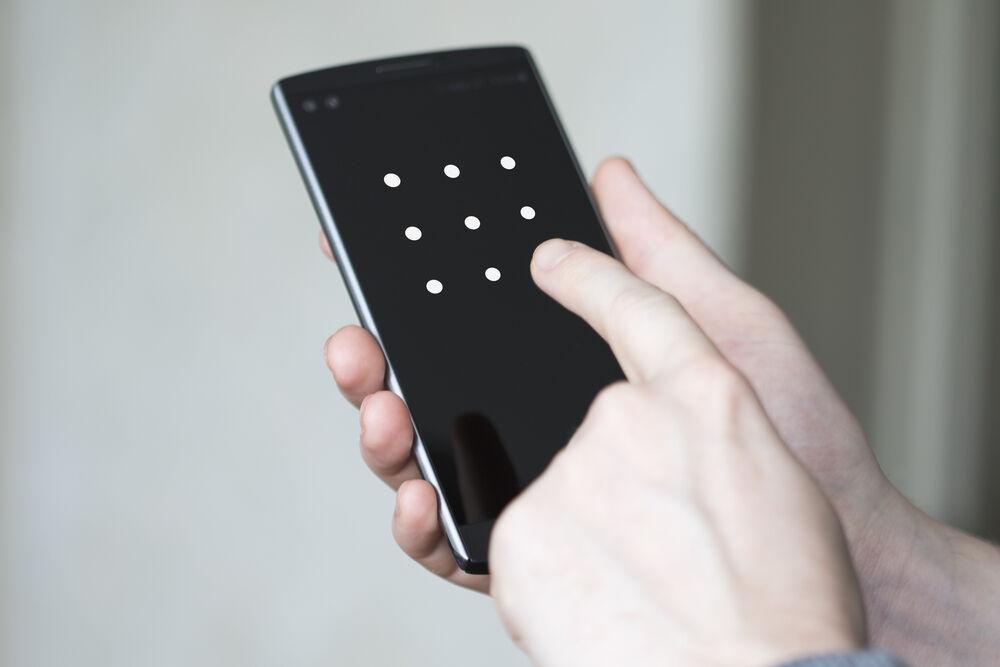 Kunci Pola Smartphone Tidak Aman 1