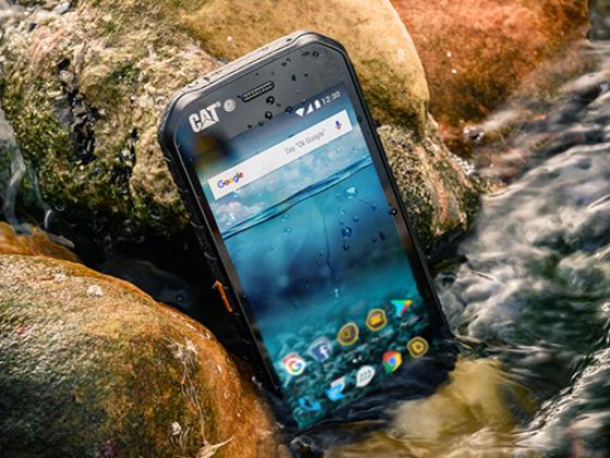 Smartphone Terbaru Cat S41