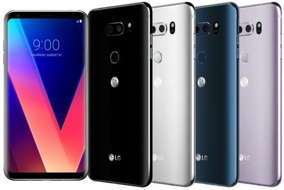 Smartphone Terbaru Lg V30
