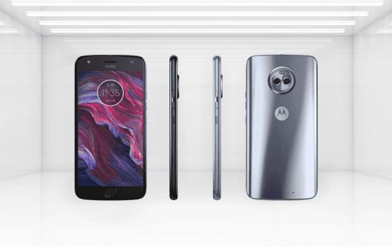 Smartphone Terbaru Motorola Moto X4