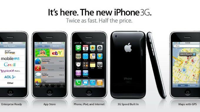 Evolusi Iphone Dari Masa Ke Masa 10