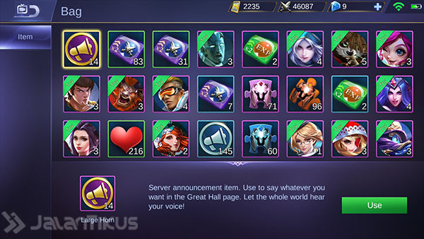 Alasan Beli Starlight Mobile Legends 3