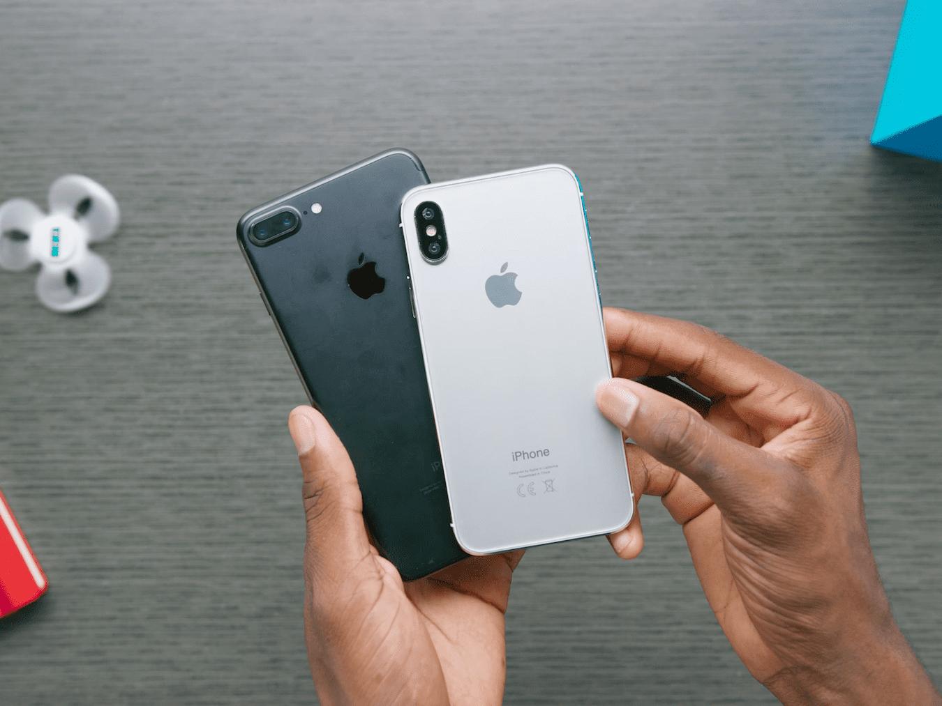Kelemahan Iphone X 1