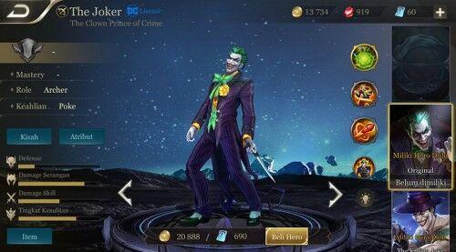 Main Aov Sekarang Dapat Joker 1