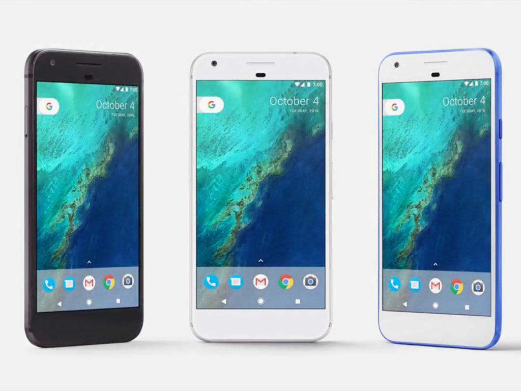 Evolusi Smartphone Google Nexus Pixel 2