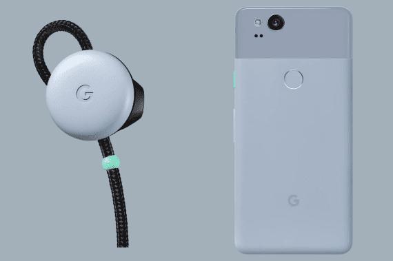 Google Pixel 2 Tanpa Jack Audio 1