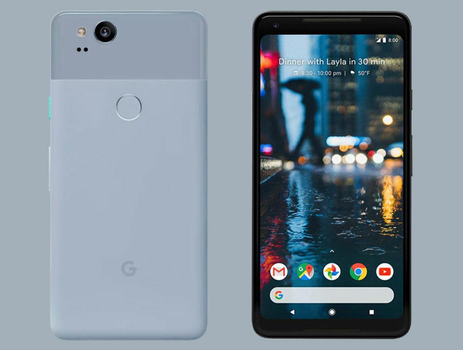 Smartphone Bezel Less 2017 Google Pixel 2 Xl