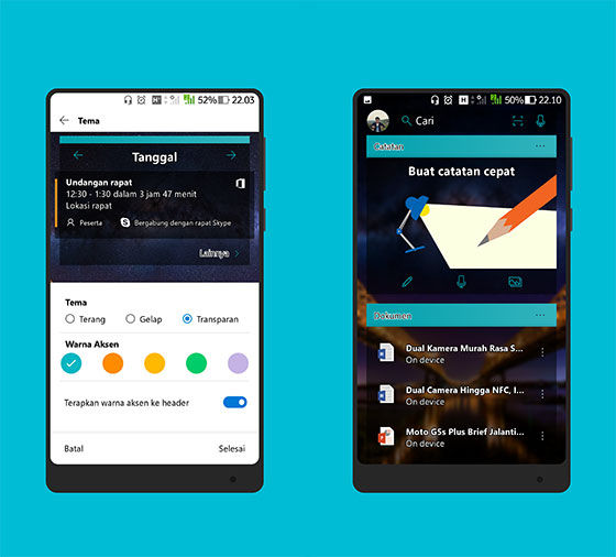 Review Microsoft Launcher 2