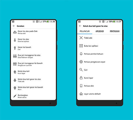 Review Microsoft Launcher 3