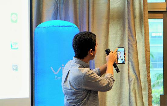 Hands On Vivo V7 3