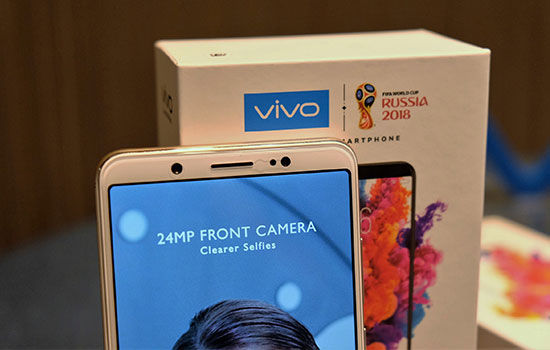 Hands On Vivo V7 5
