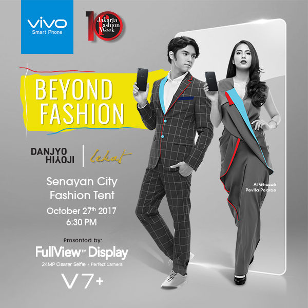Vivo Jakarta Fashion Week 2