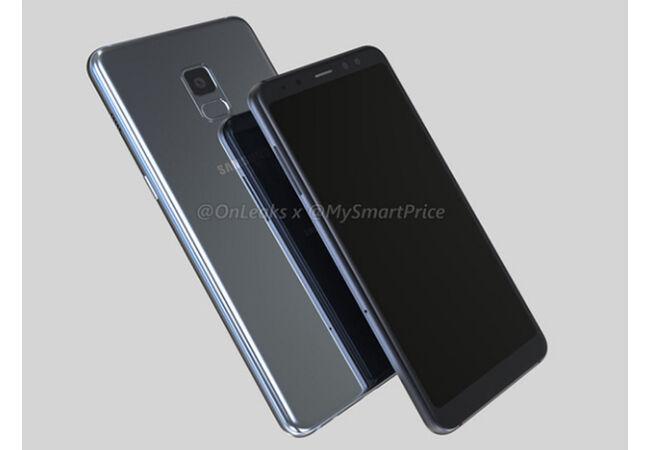 Bocoran Samsung Galaxy A5 A7 2018