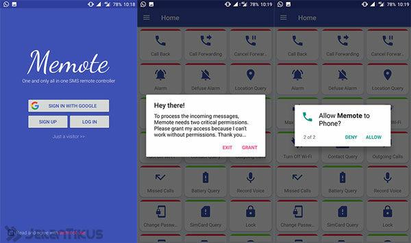 Cara Mengendalikan Android Dari Jarak Jauh Dengan Sms