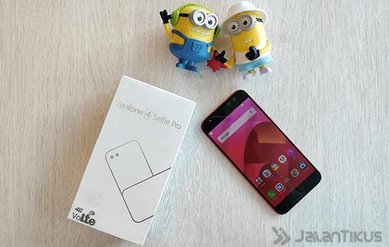Review Asus Zenfone 4 Selfie Pro