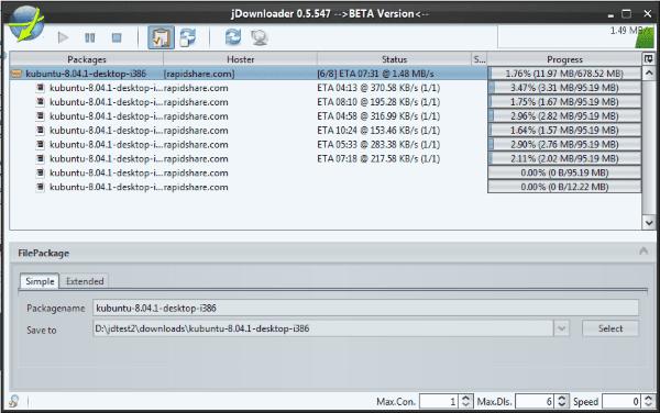 How to download jdownloader