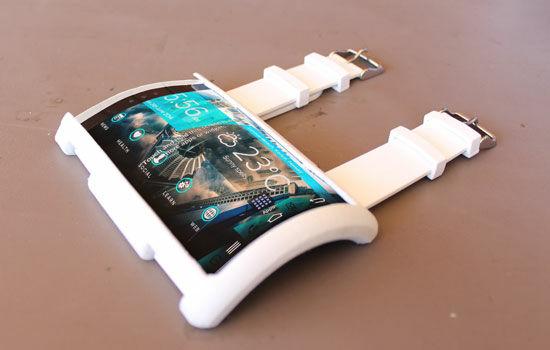 Smartphone Unik Dan Aneh 3