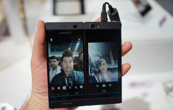 Smartphone Unik Dan Aneh 5