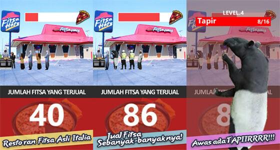 Fitsa Hats Game Android Dari Viral Sosial Media