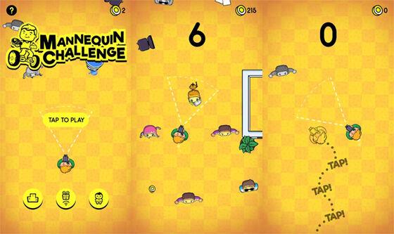 Mannequin Challenge Game Android Dari Viral Sosial Media