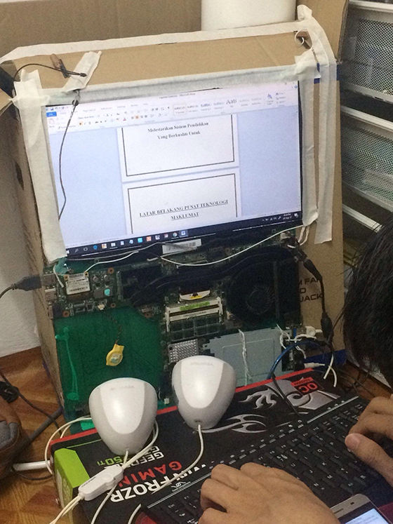 15 Foto PC Tak Terawat yang Bikin Anak IT Geregetan
