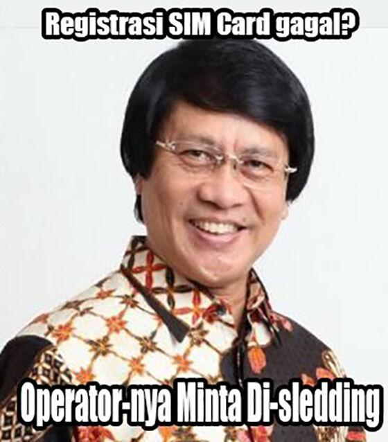 Meme Gagal Registrasi 05