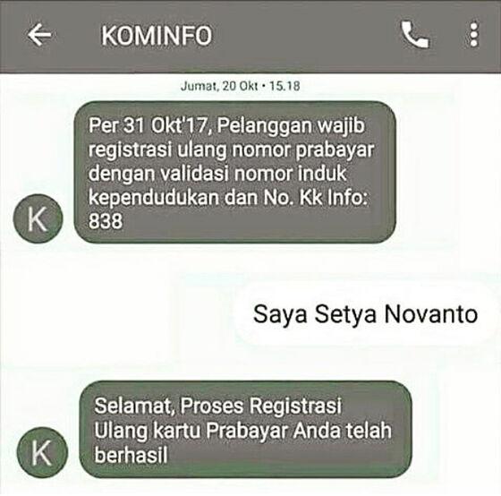 Meme Gagal Registrasi 08