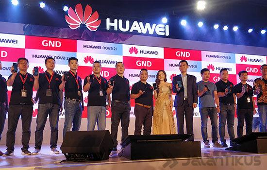 Huawei Nova 2i 2