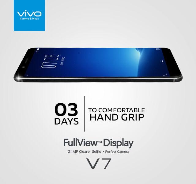 3 Hari Jelang Launching Vivo V7 2