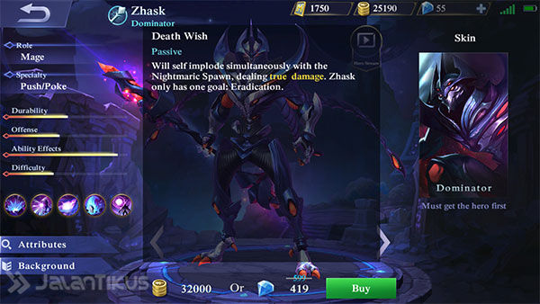 Zhask Mobile Legends 1