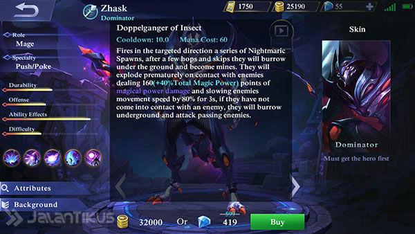 Zhask Mobile Legends 4