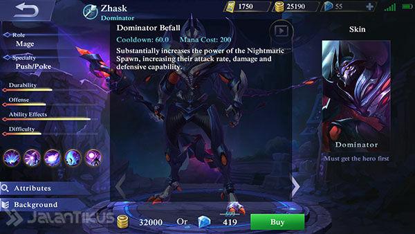 Zhask Mobile Legends 5
