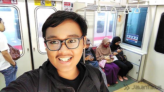 Foto Selfie 3 Review Asus Zenfone 4 Max