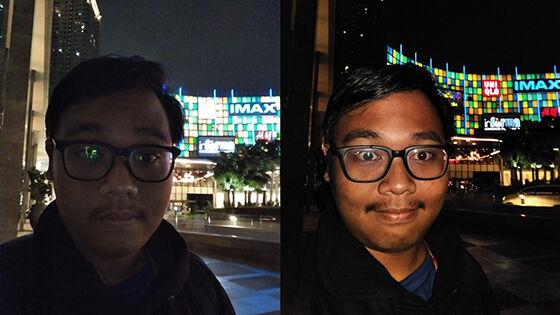 Foto Selfie 4 Review Asus Zenfone 4 Max