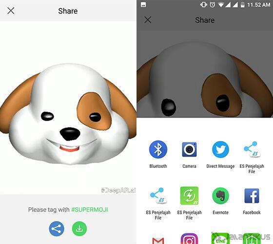 Cara Pakai Animoji Iphone X Android 5