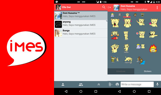 IMES (Indonesia Messenger)