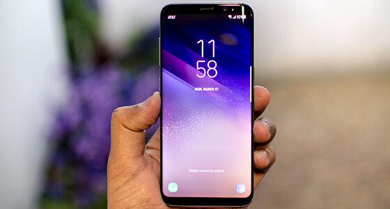 Samsung Galaxy S8 Gadget Terbaik 2017