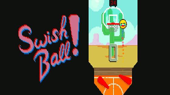 Swish Ball Game Unik Android