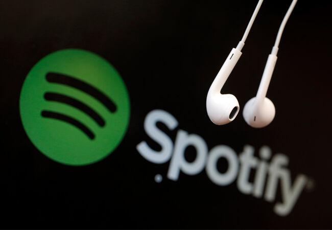 Teknologi Sukses Spotify