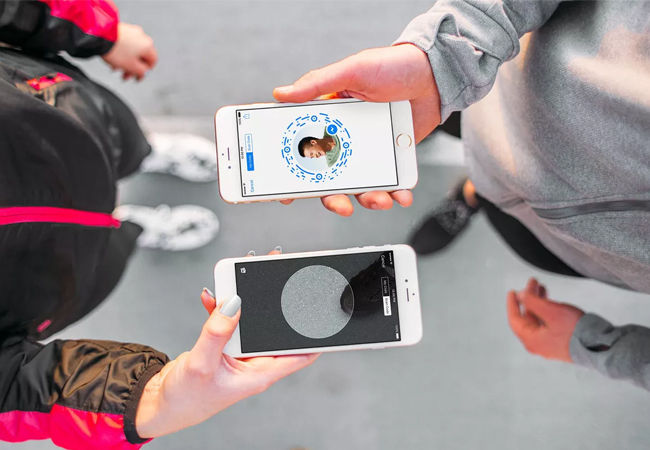 Aplikasi Facebook Messenger Profile Code