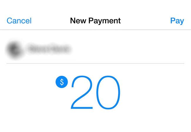 Aplikasi Facebook Messenger Transaksi